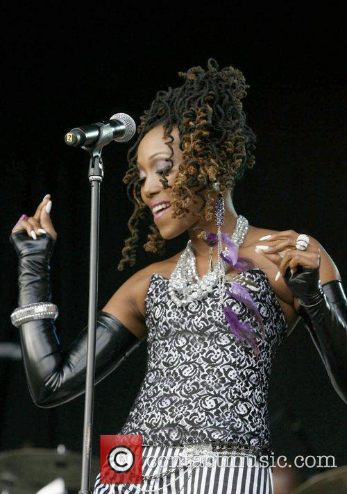 Jessica Wagner of Chic GuilFest 2012 at Stoke...