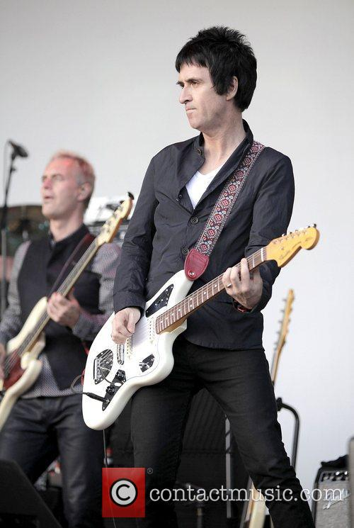 Johnny Marr at Guilfest