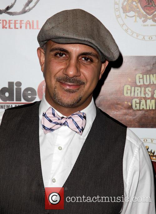 Anthony Azizi 'Guns, Girls & Gambling' screening at...