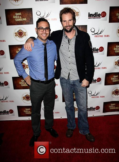 Eric Vega and Mike Connoly 'Guns, Girls &...