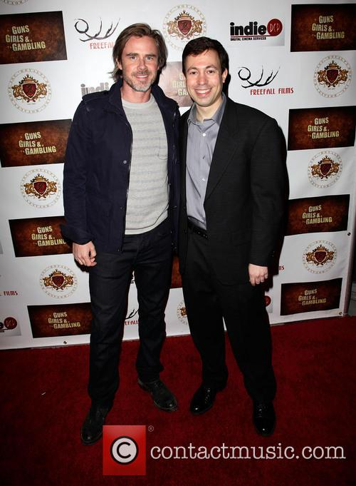 Sam Trammell and Michael Winnick 5
