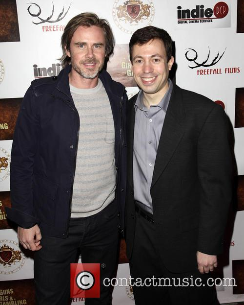 Sam Trammell and Michael Winnick 10