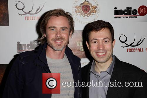 Sam Trammell and Michael Winnick 3
