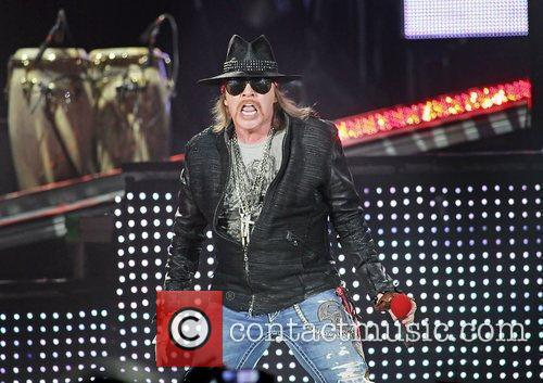 Axl Rose and Liverpool Echo Arena 20