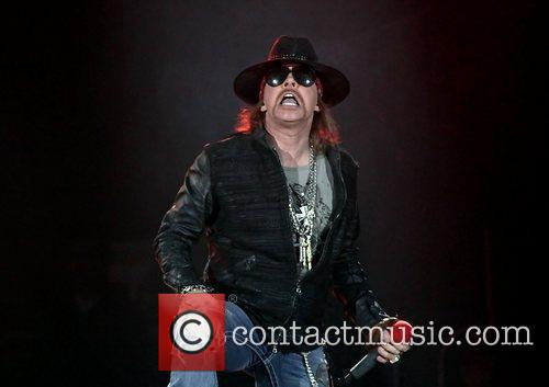 Axl Rose and Liverpool Echo Arena 26