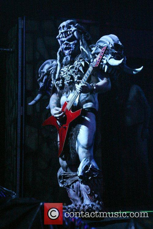Gwar, Revolution Live Ft. Lauderdale, Florida and Evolution 7