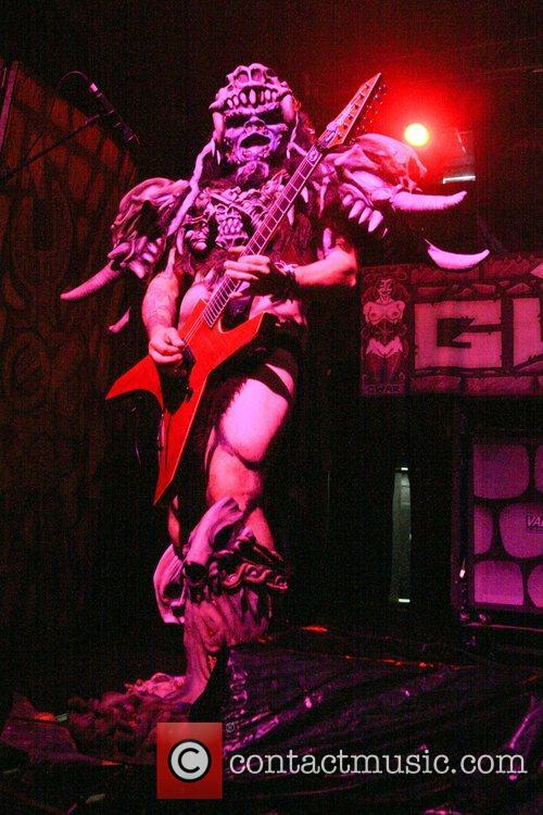 Gwar, Revolution Live Ft. Lauderdale, Florida and Evolution 5