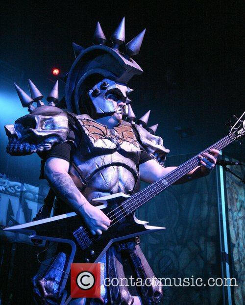 Gwar, Revolution Live Ft. Lauderdale, Florida and Evolution 3