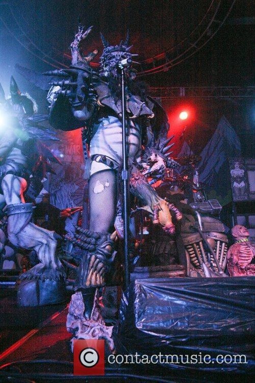 gwar performs live at revolution live ft 5937725