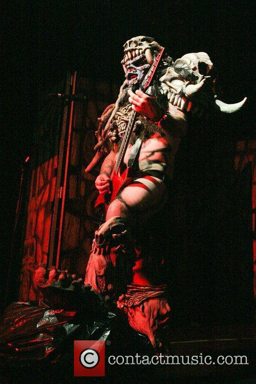 Gwar, Revolution Live Ft. Lauderdale, Florida and Evolution 6