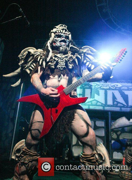 Gwar, Revolution Live Ft. Lauderdale, Florida and Evolution 1