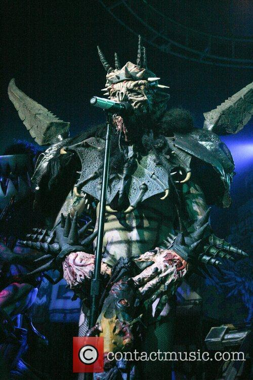 Gwar, Revolution Live Ft. Lauderdale, Florida and Evolution 8