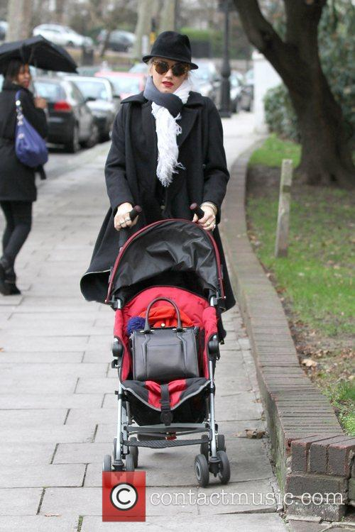 Gwen Stefani, Princess Of Wales, Gavin, Kingston and Primrose Hill 10