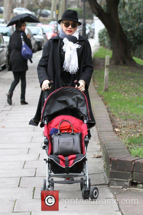 Gwen Stefani, Princess Of Wales, Gavin, Kingston and Primrose Hill 5