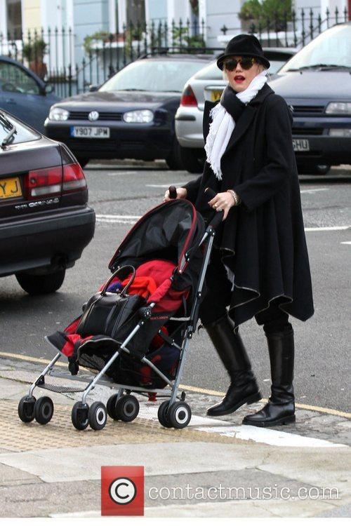Gwen Stefani, Princess Of Wales, Gavin, Kingston and Primrose Hill 8