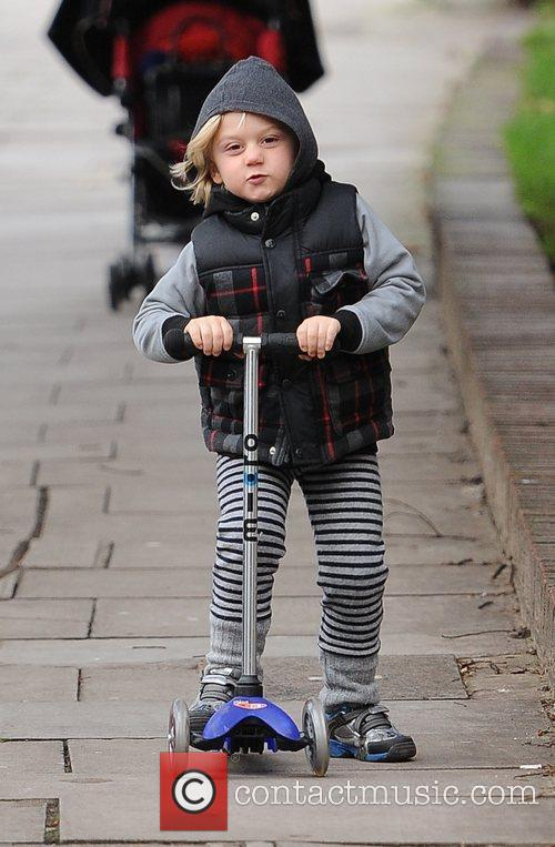 Gwen Stefani, Zuma, Princess Of Wales, Gavin, Kingston and Primrose Hill 7