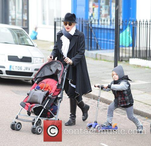 Gwen Stefani, Zuma, Princess Of Wales, Gavin, Kingston and Primrose Hill 12