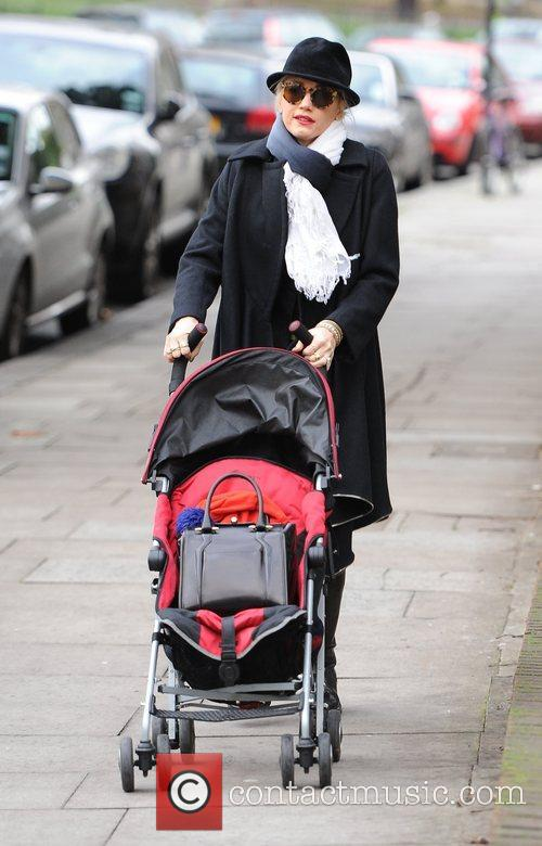 Gwen Stefani, Princess Of Wales, Gavin, Kingston and Primrose Hill 1