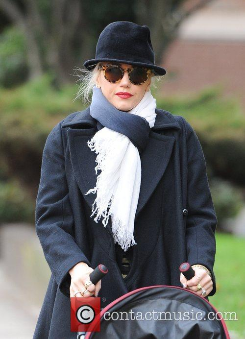 Gwen Stefani, Princess Of Wales, Gavin, Kingston and Primrose Hill 10