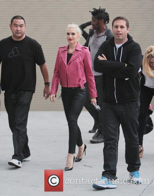 Gwen Stefani and Staples Center 3