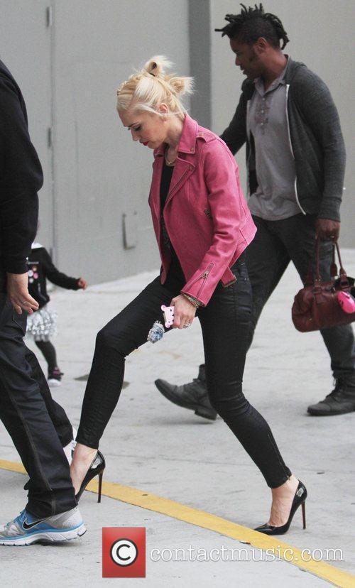 Gwen Stefani and Staples Center 4