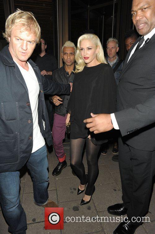 Gwen Stefani, No Doubt and Novikov 8