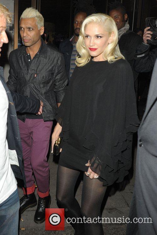 Gwen Stefani, No Doubt and Novikov 6