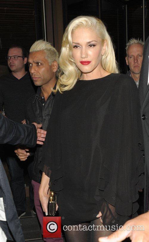 Gwen Stefani, No Doubt and Novikov 1