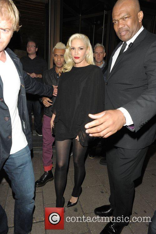 Gwen Stefani, No Doubt and Novikov 2