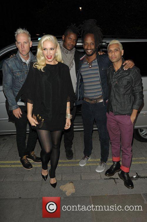 Gwen Stefani, No Doubt and Novikov 4