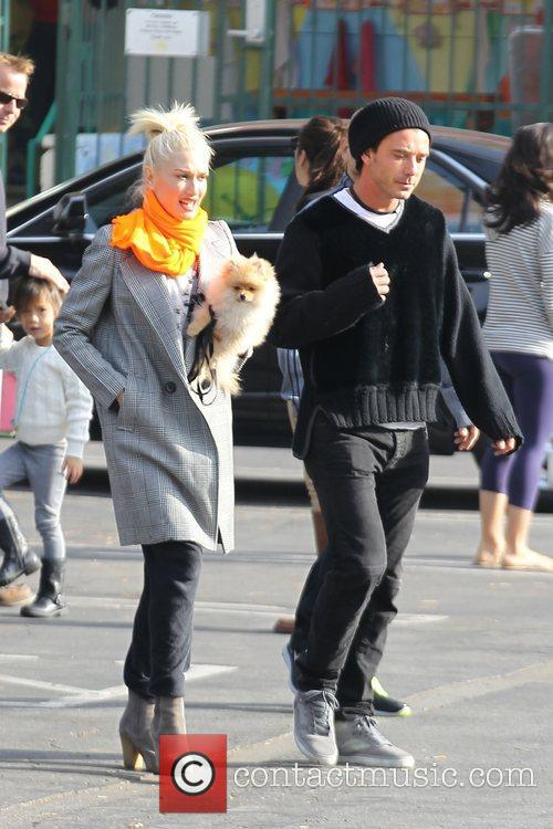 gwen stefani and husband gavin rossdale are 5957766