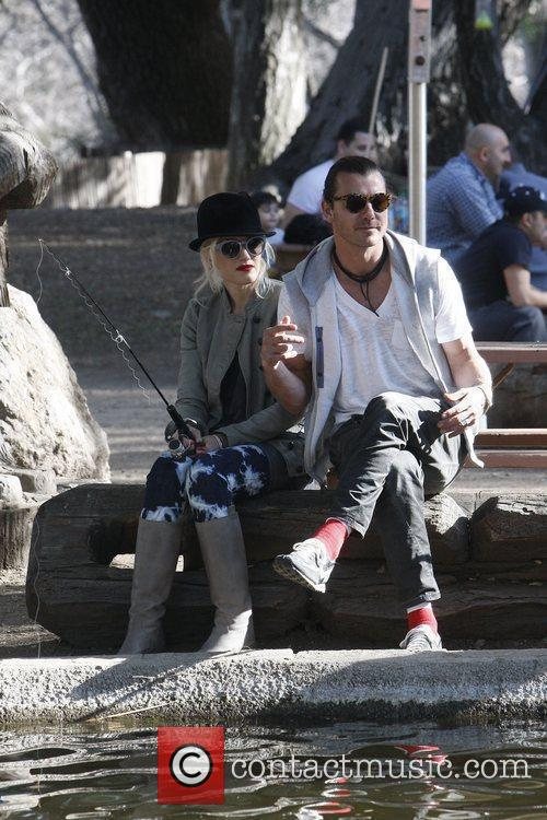 gwen stefani and her husband gavin rossdale 3706845