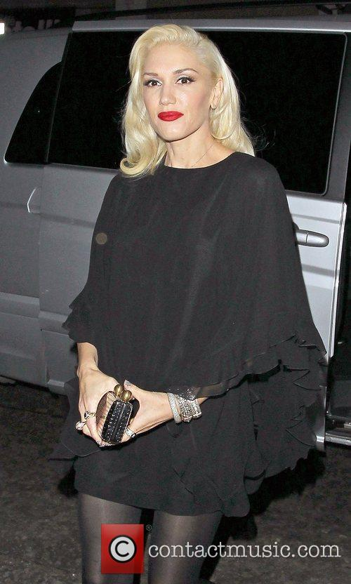 Gwen Stefani, Novikov, Mayfair. Gwen, No Doubt's, Push and Shove 2