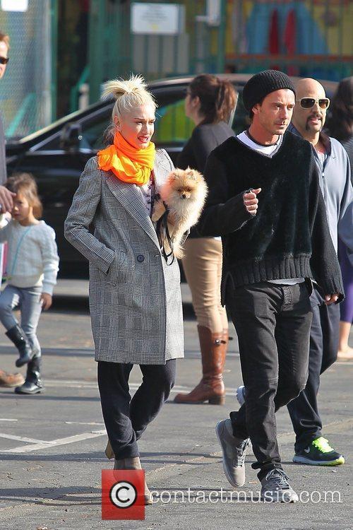 Gwen Stefani and Gavin Rossdale 10