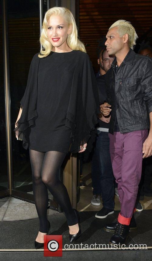 Gwen Stefani, Novikov, Mayfair. Gwen, No Doubt's, Push and Shove 10