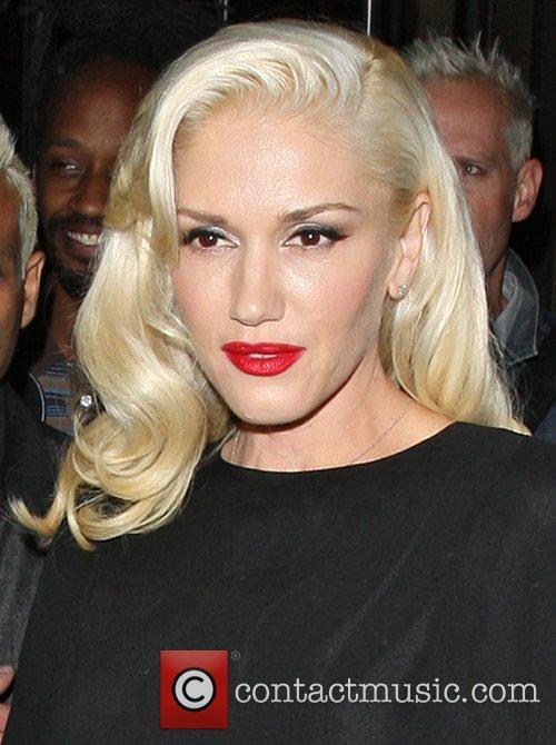 Gwen Stefani, Novikov, Mayfair. Gwen, No Doubt's, Push, Shove