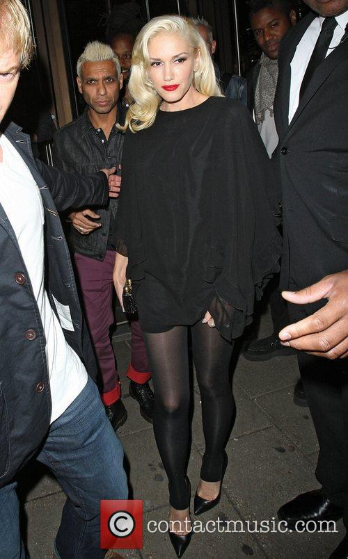 Gwen Stefani, Novikov, Mayfair. Gwen, No Doubt's, Push and Shove 15