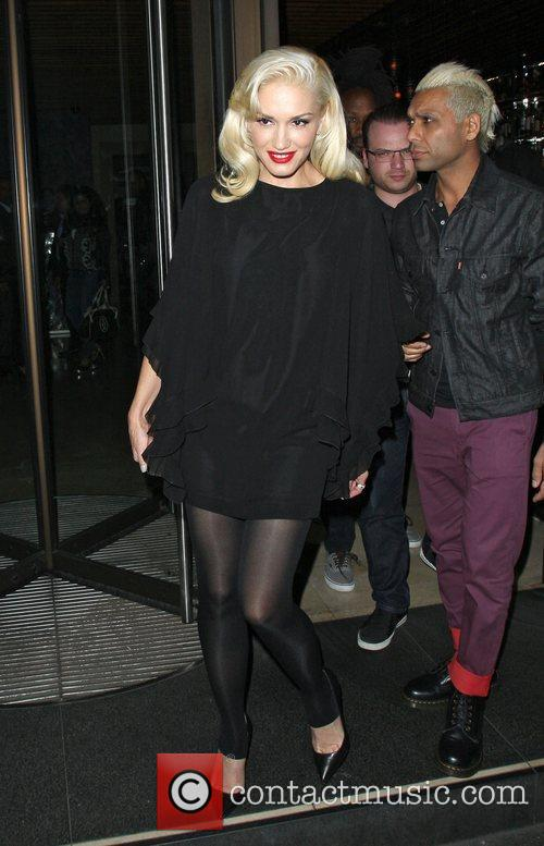 Gwen Stefani, Novikov, Mayfair. Gwen, No Doubt's, Push and Shove 17