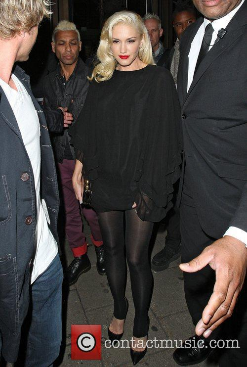 Gwen Stefani, Novikov, Mayfair. Gwen, No Doubt's, Push and Shove 14