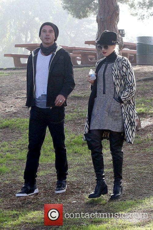 Gwen Stefani and Gavin Rossdale 6