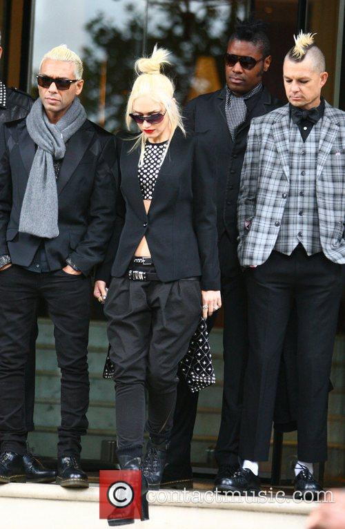Gwen Stefani and No Doubt 13