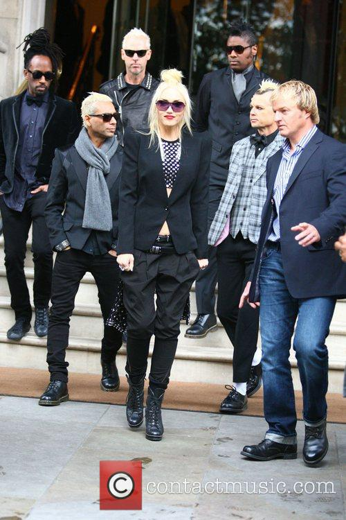 Gwen Stefani and No Doubt 6