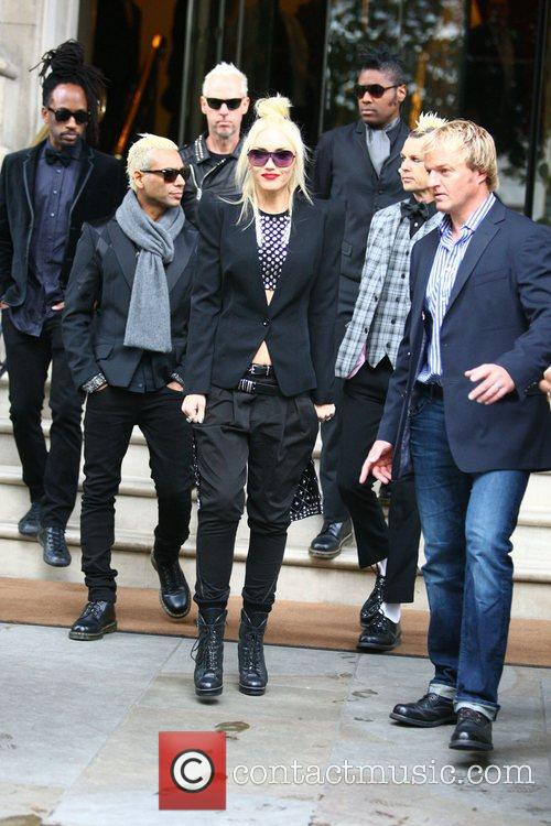 Gwen Stefani and No Doubt 11