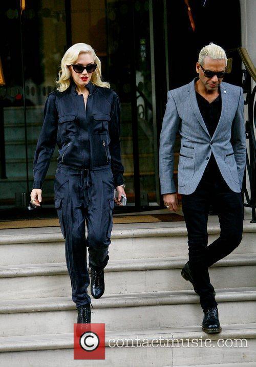 Gwen Stefani, Tony Kanal
