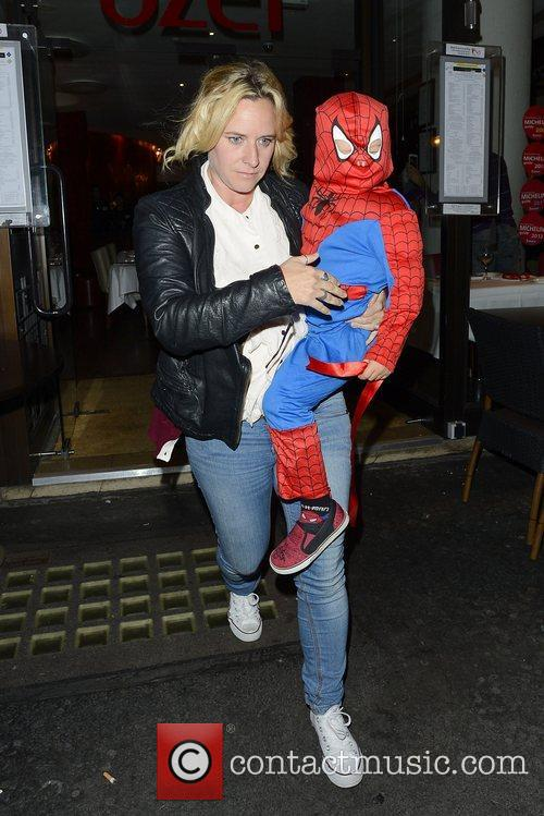 Gwen Stefani's, Zuma, Spider-man and Ozer 1