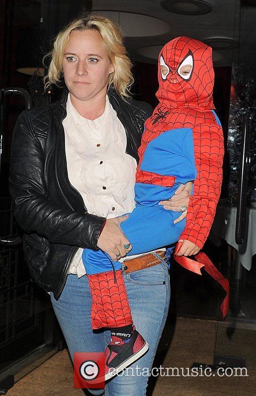 Gwen Stefani's, Zuma, Spiderman and Ozer 1