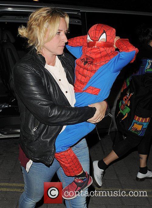Gwen Stefani's, Zuma, Spiderman and Ozer 4