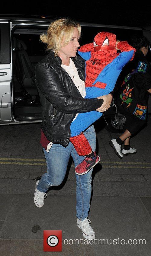 Gwen Stefani's, Zuma, Spiderman and Ozer 5