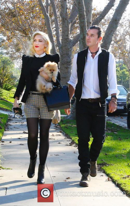 Gwen Stefani, Gavin Rossdale and Thanksgiving 2