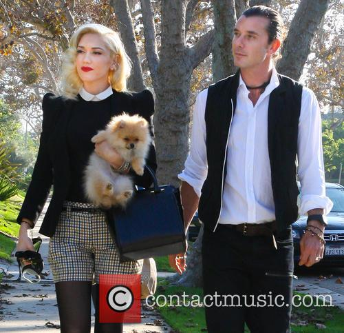 Gwen Stefani, Gavin Rossdale and Thanksgiving 5